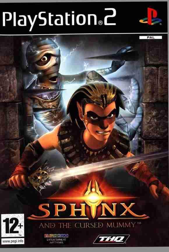 Descargar Sphinx La Mummia Pasticciona [Italiano] por Torrent
